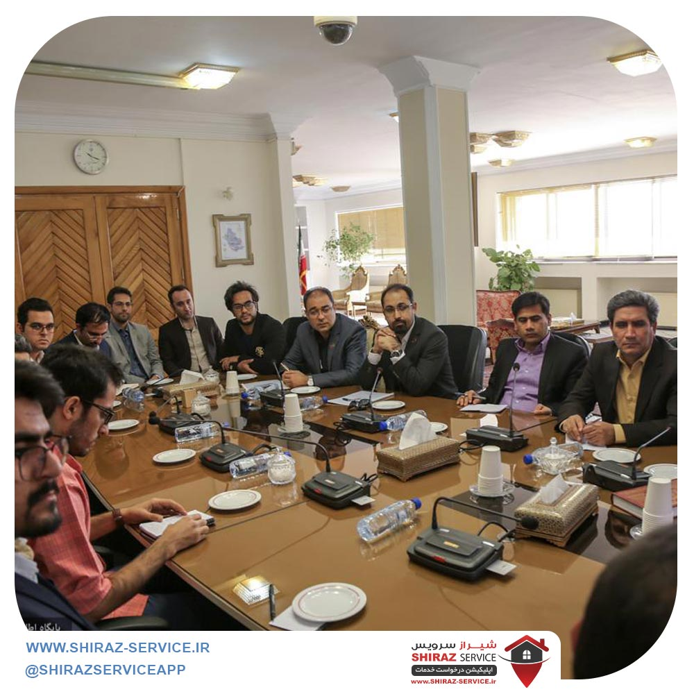 شیراز سرویس در استانداری