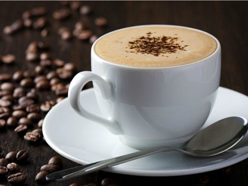 قهوه در خانه