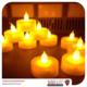 لکه-شمع